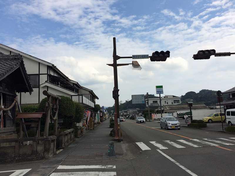 【ジェットスターで行く】青島から鬼の洗濯岩を見て飫肥まで【宮崎】飫肥市内1