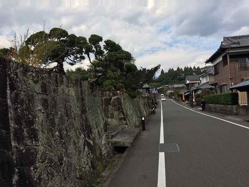 【ジェットスターで行く】青島から鬼の洗濯岩を見て飫肥まで【宮崎】飫肥市内4