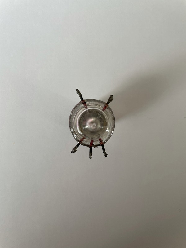 【真空管】父の遺品を整理してたら真空管が出てきた【癒しの輝き】28