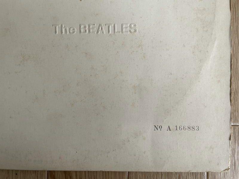 【高校以来】久しぶりにホワイトアルバムを開けてみた!【LP版】4