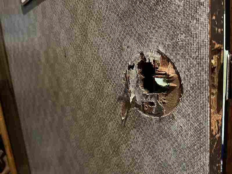 【DIY】実家のトイレのドアノブが壊れてしまった!【簡単修理】18