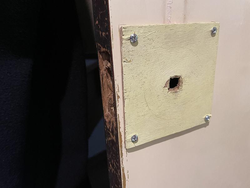 【DIY】実家のトイレのドアノブが壊れてしまった!【簡単修理】21